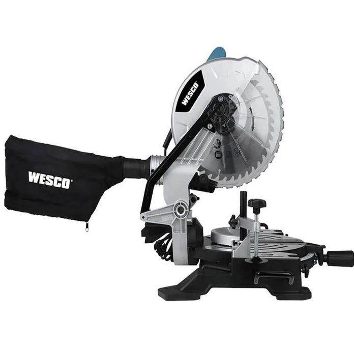 Serra Meia Esquadria 250mm 1800w WS7170 Wesco 127V