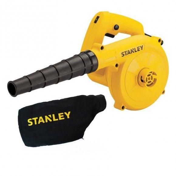 Soprador e Aspirador 600W Stpt600-Br Stanley - 127V