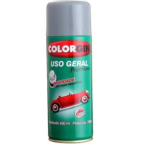 Tinta Spray Aluminio 400 ML - 280 GR - DECOR COLORGIN