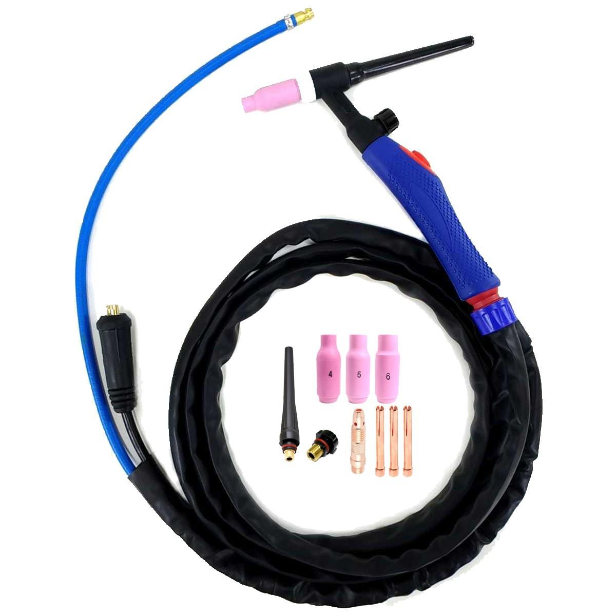 Tocha Tig 17V 3,5m Boxer para Alta Frequencia engate 9 mm