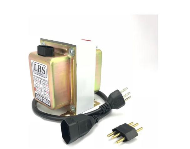 Transformador De Voltagem 110v 220v 2000 Watts 2850 Va