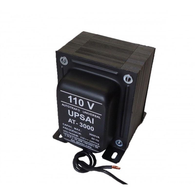 Transformador de Voltagem 3000VA - UPSAI