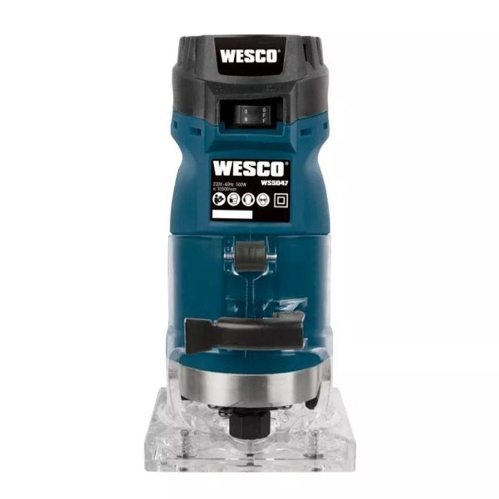 Tupia Laminadora Elétrica WS5047U 500W 127V - Wesco