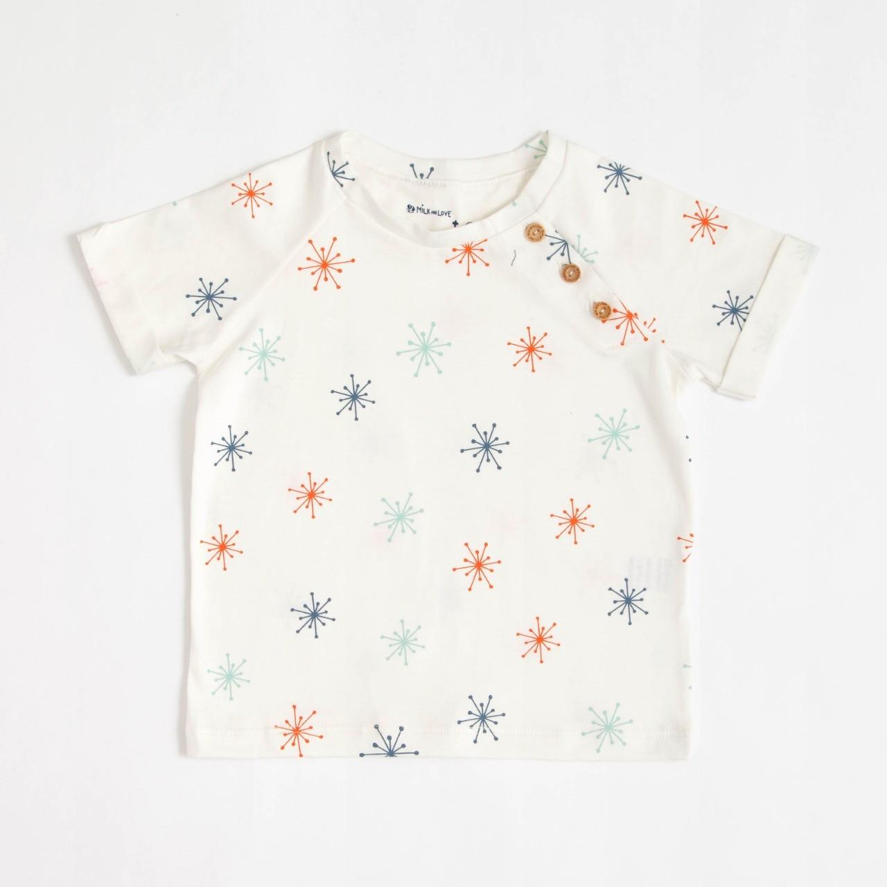 Camiseta TIM 3 Botões