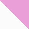 Blusa Branca / Calça Rosa Lisa