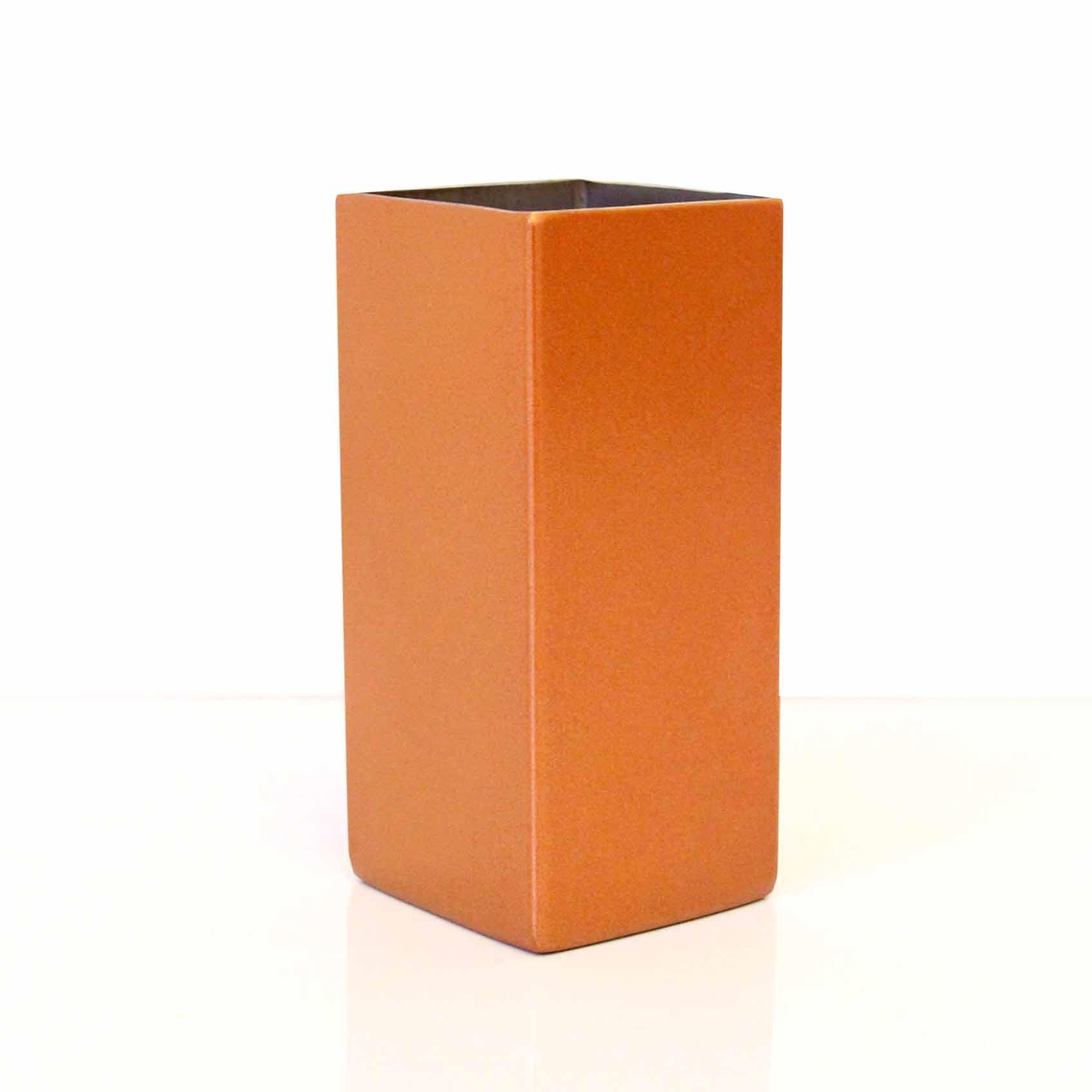 Copo Inox para Tereré Quadrado - Bronze