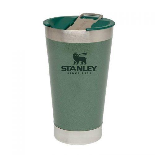 Copo Térmico Stanley - com tampa/abridor - 475ml - Verde