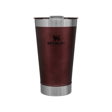 Copo Térmico Stanley - com tampa/abridor - 475ml - Vinho