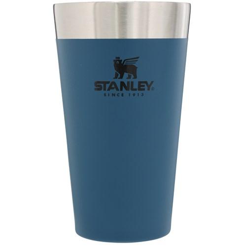 Copo Térmico Stanley - sem tampa - 475ml - Azul Escuro