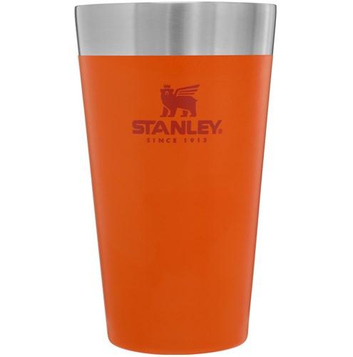 Copo Térmico Stanley - sem tampa - 475ml - Laranja