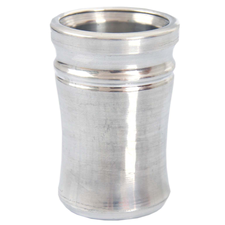 Cuia Alumínio Chapeado