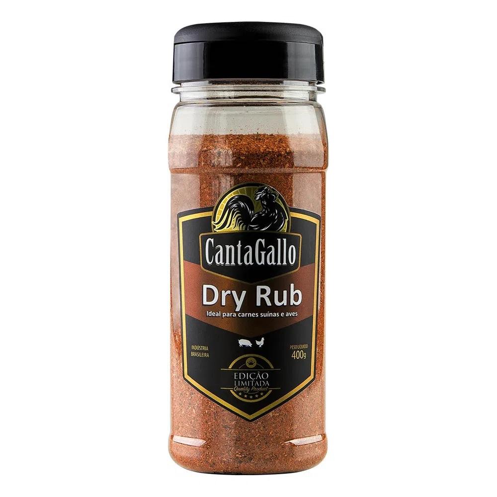 Dry Rub - Canta Gallo  400gr