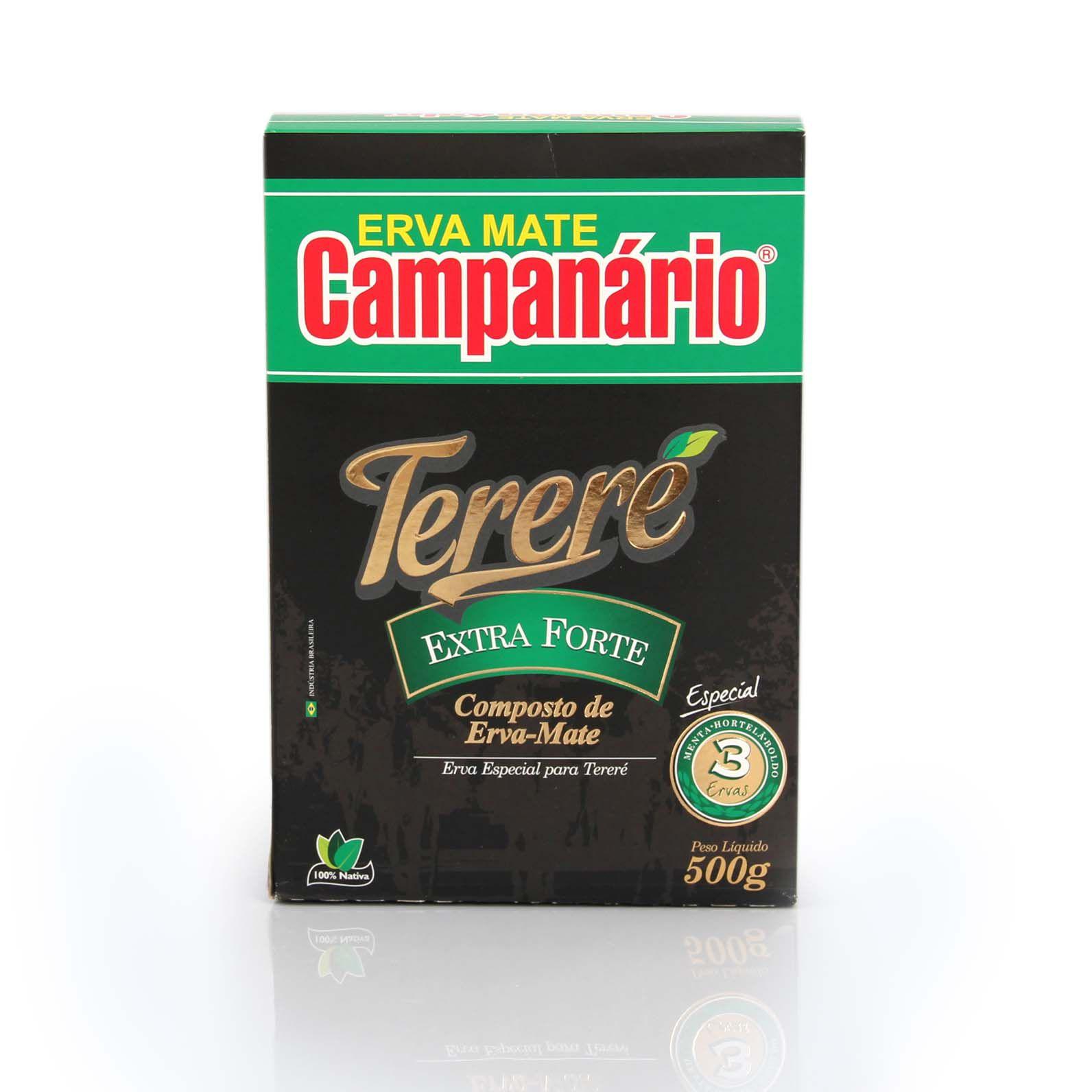 Erva Mate Campanário Extra Forte 500gr