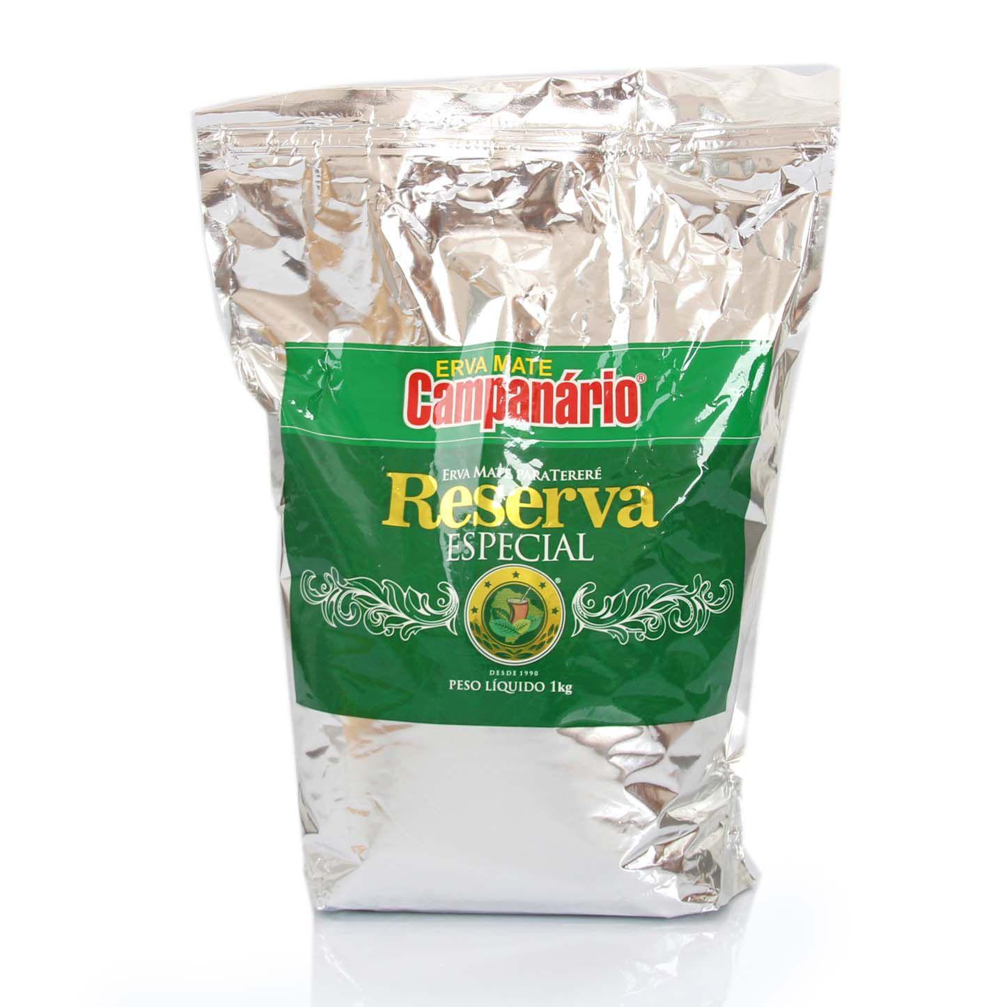 Erva Mate Campanário Reserva Especial 1kg
