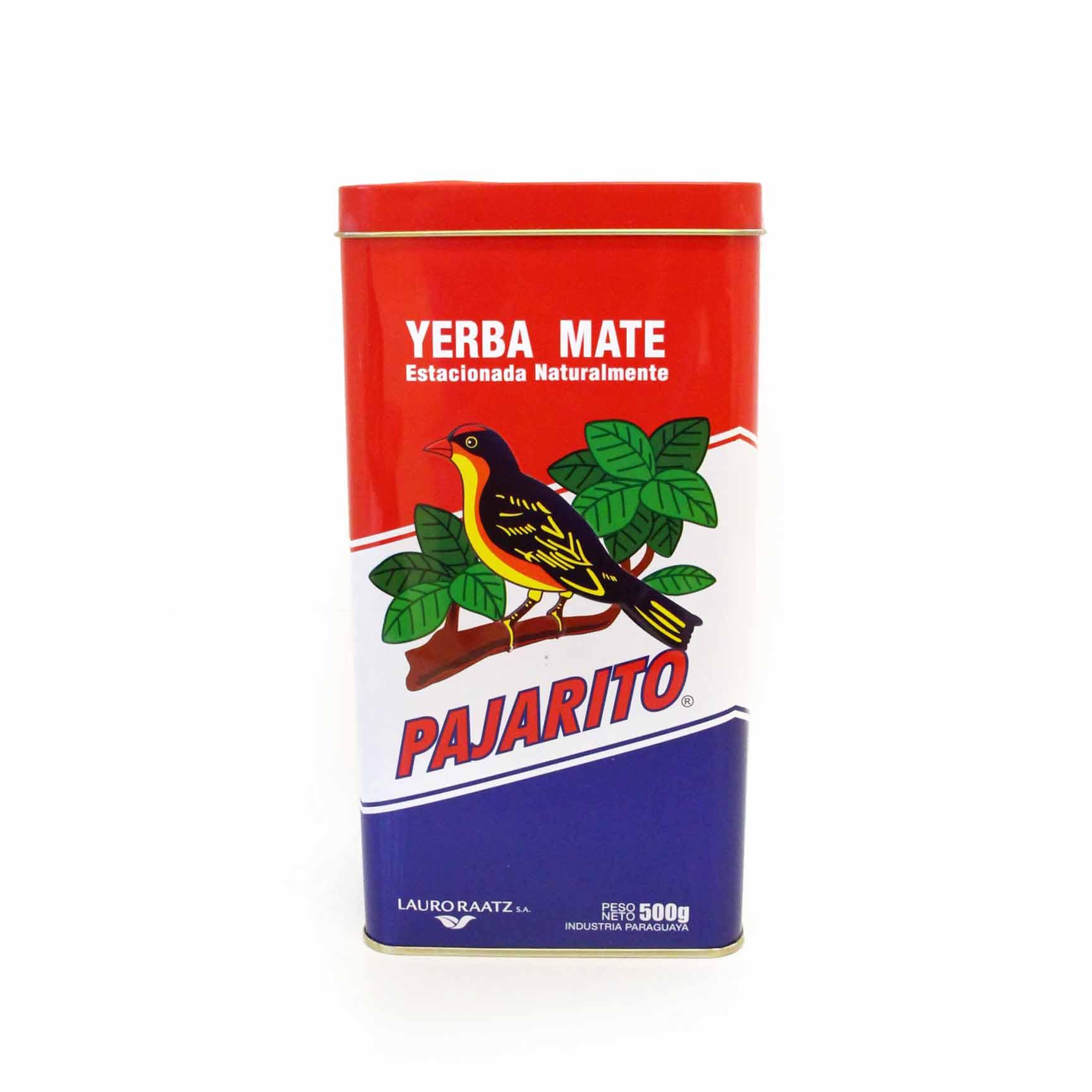 Erva Mate Pajarito 500gr - Lata