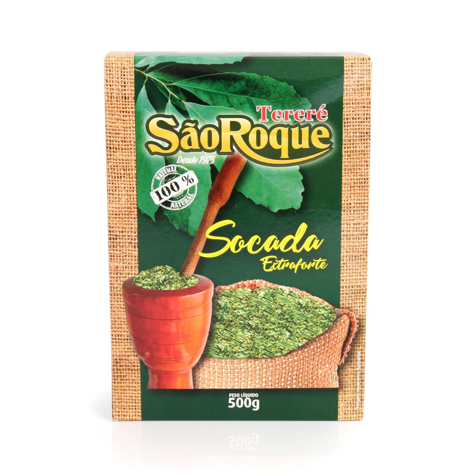 Erva Mate São Roque SOCADA