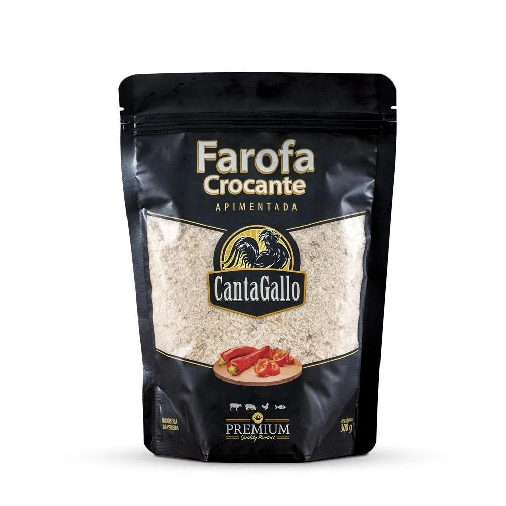 Farofa Canta Gallo Apimentada