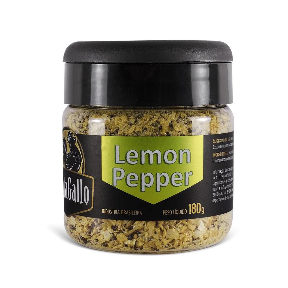 Lemon Pepper Canta Gallo 180g