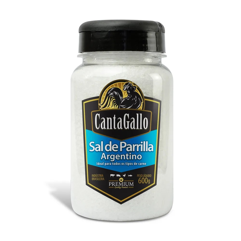 Sal Parrilla Canta Gallo 500g