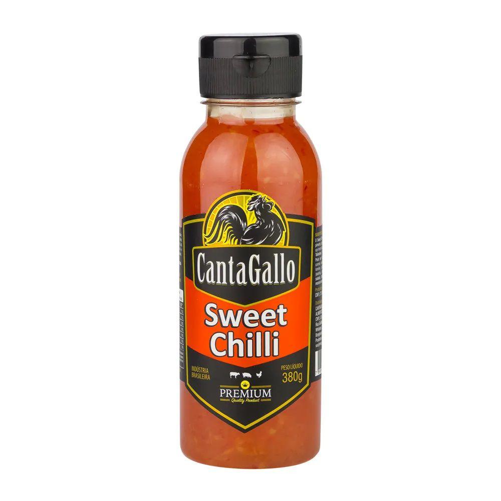 Sweet Chilli 380g - Canta Gallo