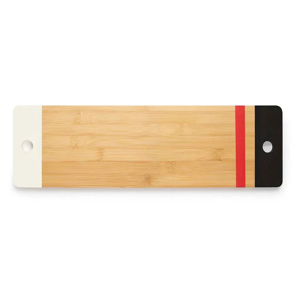 Tábua MOR Bamboo Retangular - 48,2 x 14,5 x 1,5cm
