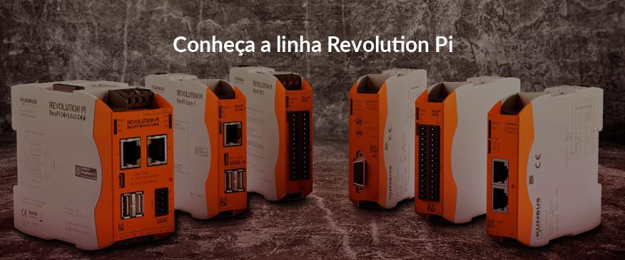 linha revolution pi