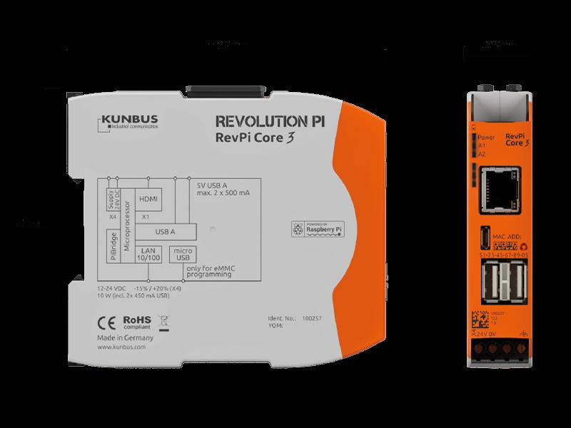 RevPi Core 3