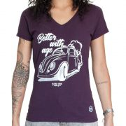 Camiseta Feminina - Fusca Old | Blend Iron