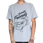 Camiseta Masculina - Kombi Friends | Blend Iron