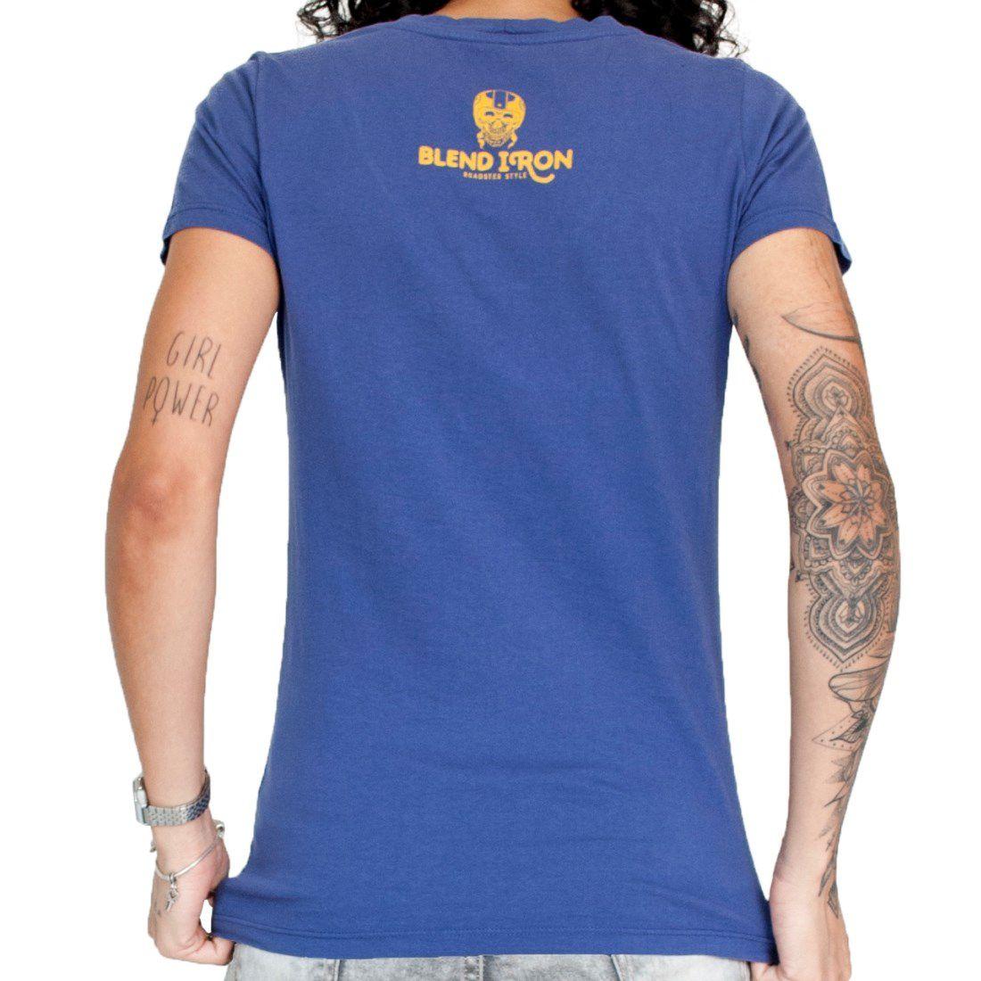Camiseta Feminina - Roadster | Blend Iron