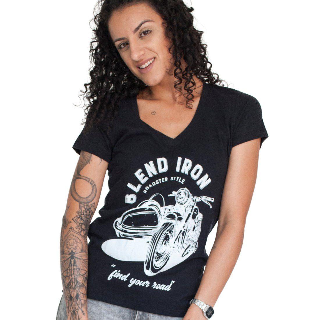 Camiseta Feminina - Sidecar