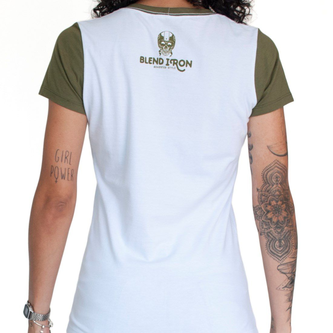 Camiseta Feminina - Vintage Race