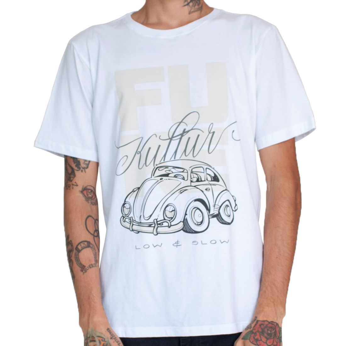 Camiseta Masculina - FukeKultur