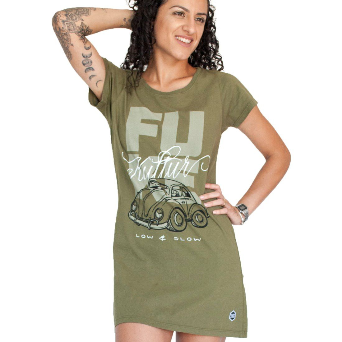 Vestido Feminina - FukeKultur
