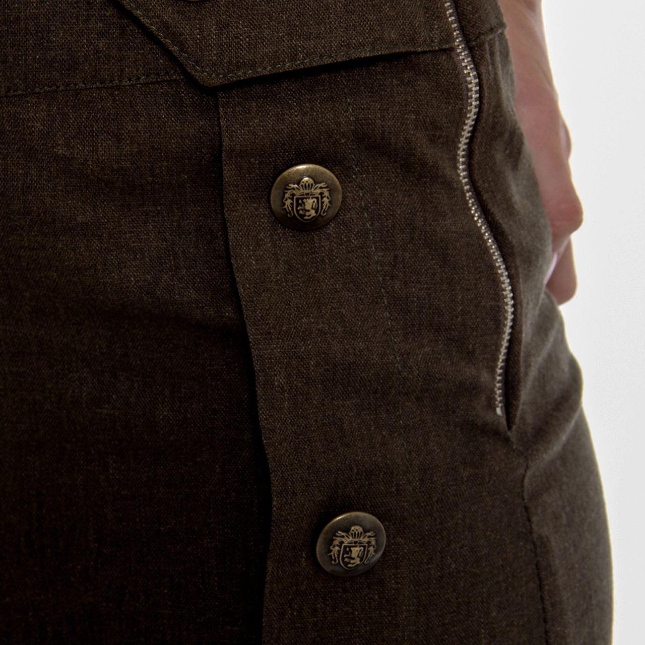 Calça Pantacourt Militar