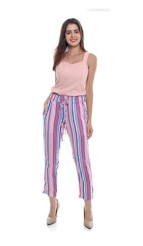 Calça Pijama Listrada