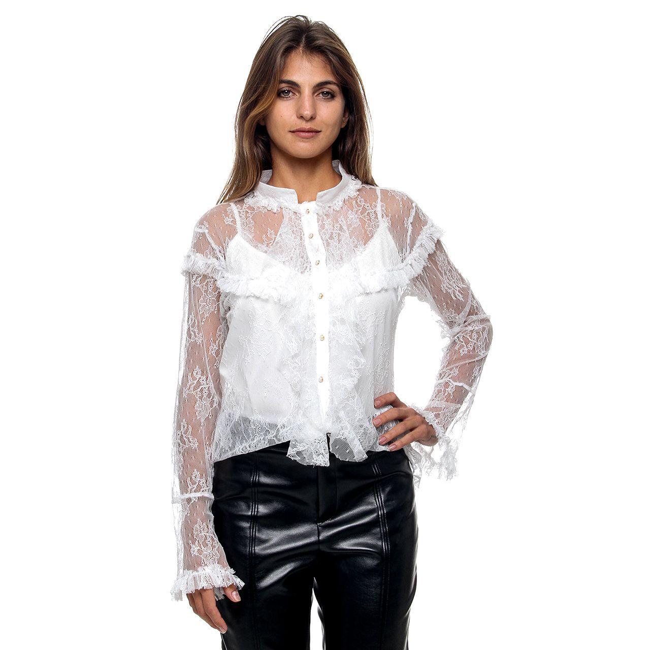 Camisa Chantily (pr)