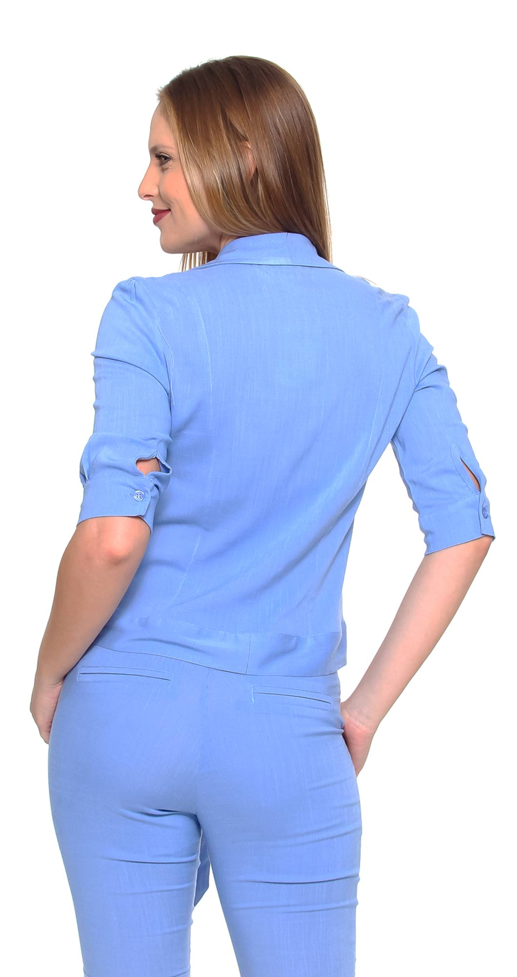 Camisa De Amarrar (pr)