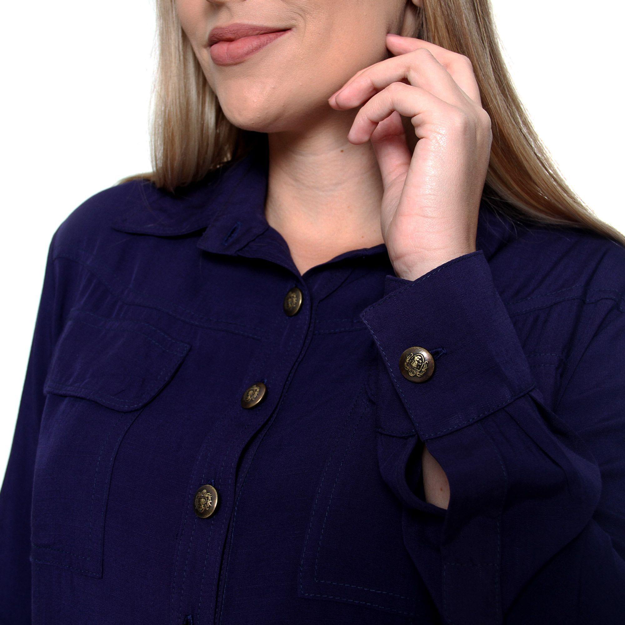 Camisa Viscolinho (pr)