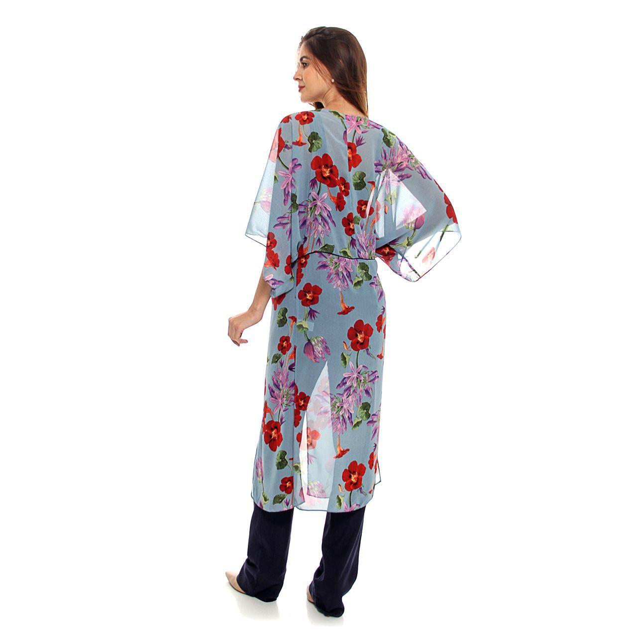 Kimono Chifon