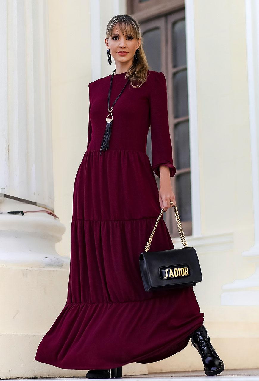 Vestido Longo Cativante