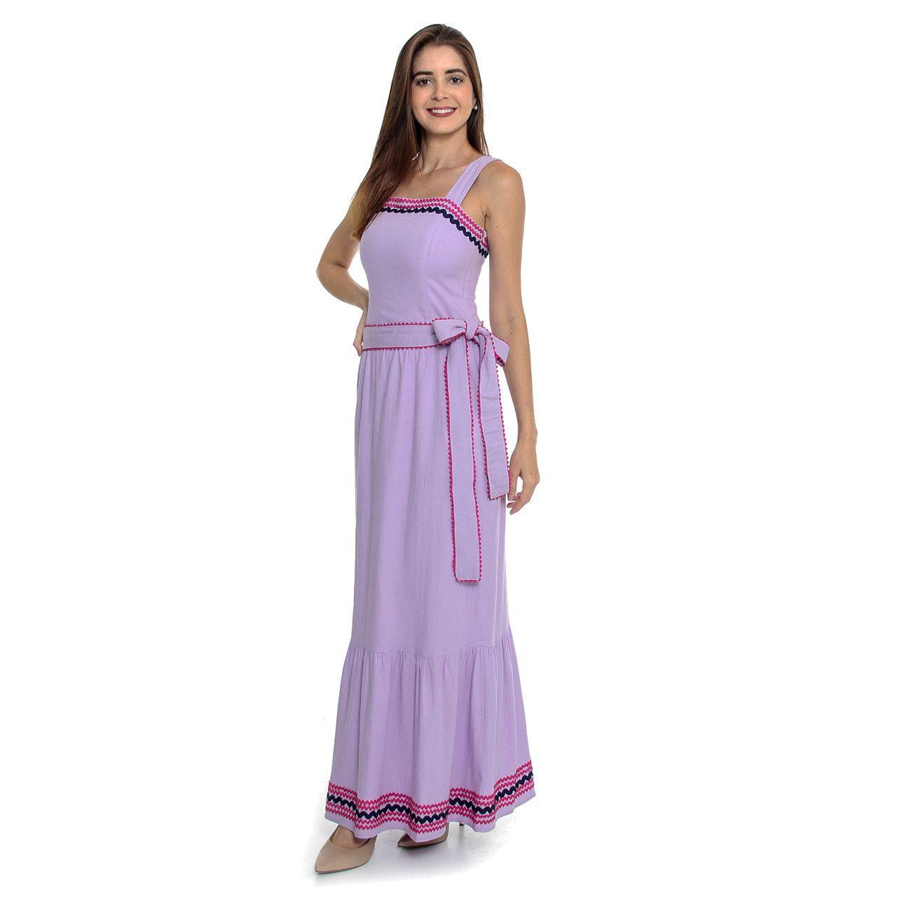 Vestido Sianinha (pr)