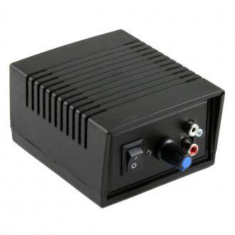 Amplificador Multiuso Deltrônica AM20 RCA 20Wrms 110/220V e 12v