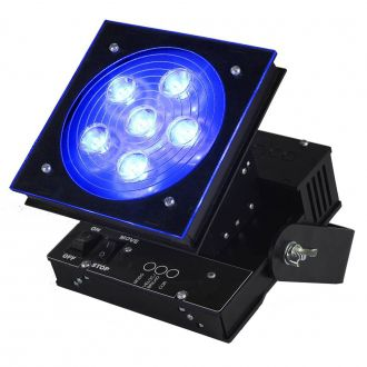CANHÃO REFLETOR MOVING DELTRÔNICA PAR LED RGB 18W
