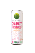 CHÁ-MATE ORGANIQUE PÊSSEGO ZERO 350mL