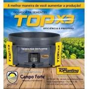 TOP X3 - Dosador de sementes para plantadeiras mecânicas