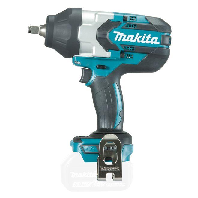 Chave de Impacto encaixe 1/2 a Bateria 18V Makita modelo - DTW1002Z