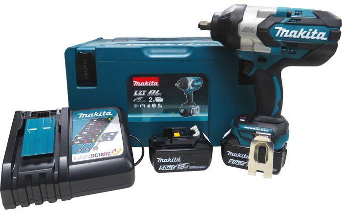 Chave de Impacto á Bateria Modelo - DTW1002RTJ