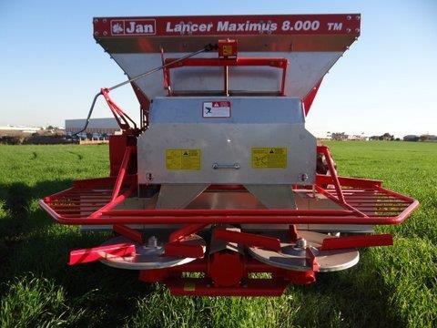 Lancer Maximus 8.000