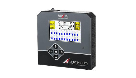 Monitor de plantio MP36 - Agrosystem